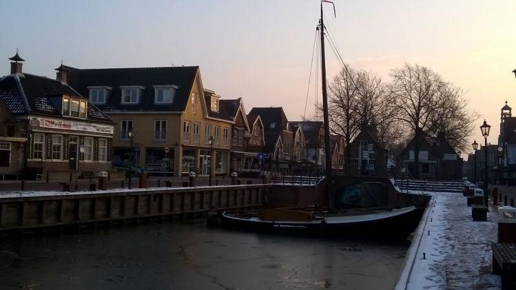 Veluwemeer, Spakenburg, Provincie Utrecht, Netherlands
