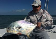 Fly-fishing Pic of Permit shared by Carlos Cortez | Fly dreamers