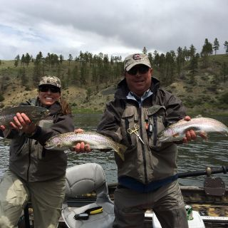Triple crown on the Missouri River in May