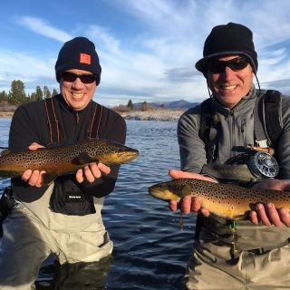 Double - Madison River