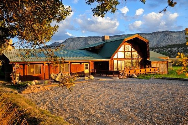 Fishing lodges in usa for Colorado fishing lodges