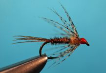 Fly-tyingfor Brookie -Picture shared by Jimbo Busse | Fly dreamers