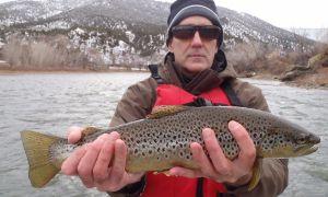 Roaring Fork River, Vail,Beaver Creek, Colorado, United States
