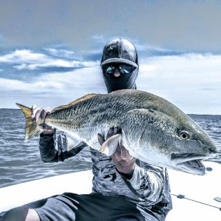 Redfish on Top Water Popper Fished out of Venice Louisiana. Guided by:Fly Water Expeditions Capt. Greg Dini