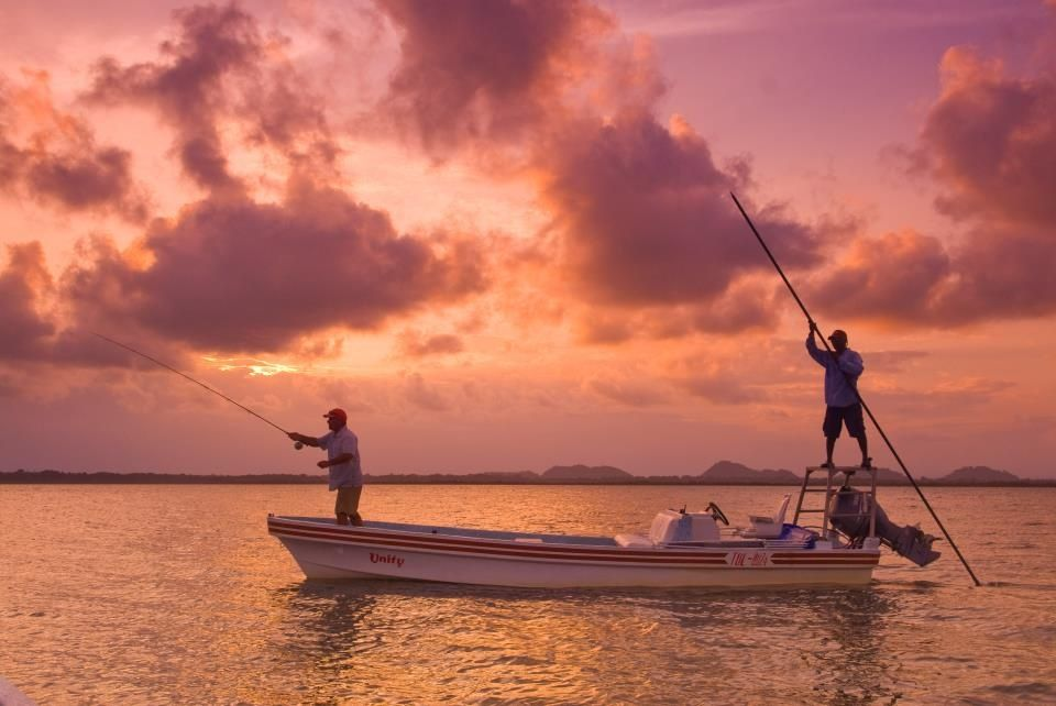 Garbutt 39 s lodge fly fishing lodge fly dreamers directory for Punta gorda fishing