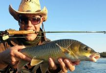 Dylan Brandt 's Fly-fishing Photo of a Yellowfish | Fly dreamers