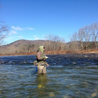 Overwatch outpost outfitters fly fishing outfitter fly for Deerfield river fly fishing