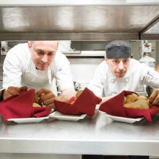 Chefs at work!
