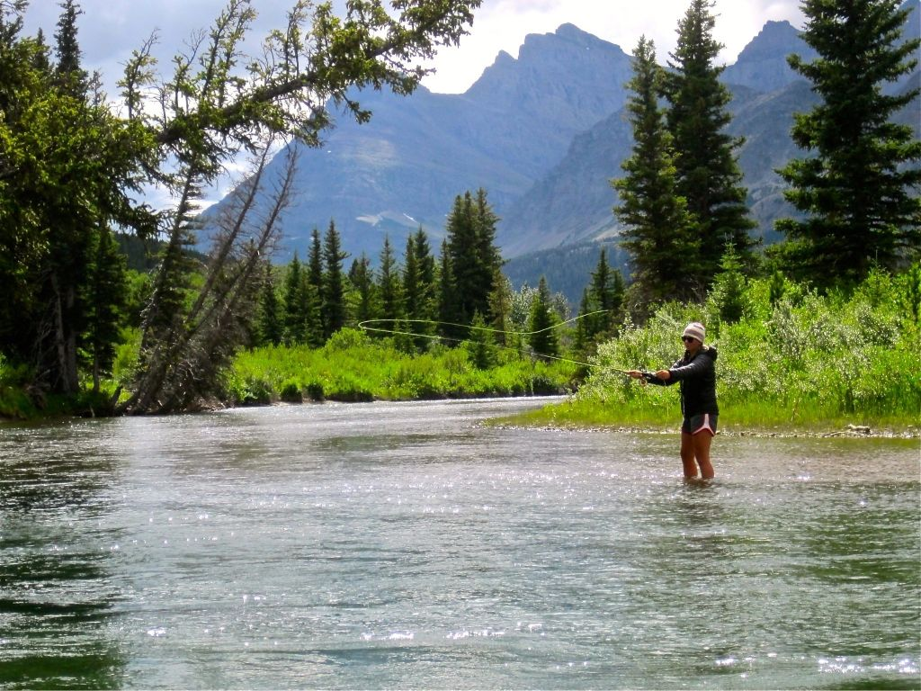 Green valley ranch fly fishing lodge fly dreamers for Montana fishing lodges