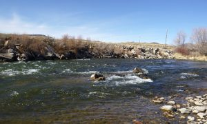 The White River near Meeker, CO, Meeker, Colorado, United States