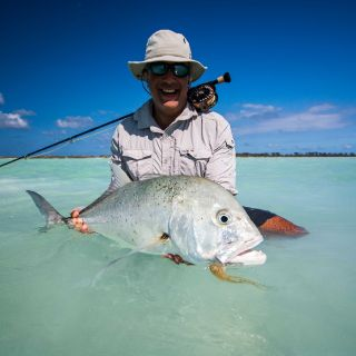 Seychelles - we offer fishing in Alphonse, Cosmo, Astove and Farqhuar atolls