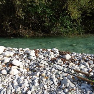 river Kamniška bistrica
