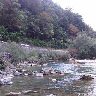 river Idrijca