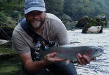 Fly-fishing Imageof Rainbow trout shared by Uros Kristan | Fly dreamers