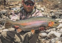 Fly-fishing Imageof Rainbow trout shared by Hunter Pierson | Fly dreamers