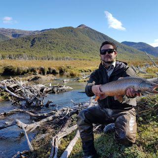 Tierra del Fuego, Chile.