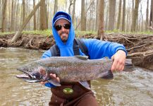 Fly-fishing Pic of Steelhead shared by Chris Pereira | Fly dreamers