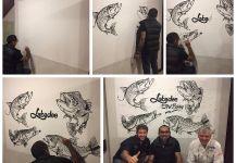 Kid Ocelos's Sweet Fly-fishing Art Pic | Fly dreamers
