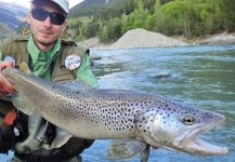 Fly-fishing Pic of Browns shared by BERNET Valentin | Fly dreamers