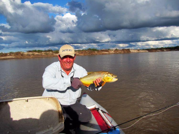 Río Dulce, Loreto, Santiago del Estero, Argentina