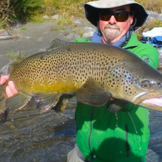Backcountry focus for larger Brown Trout