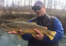 Fly-fishing Pic of Loch Leven trout German shared by Bill Stranahan | Fly dreamers