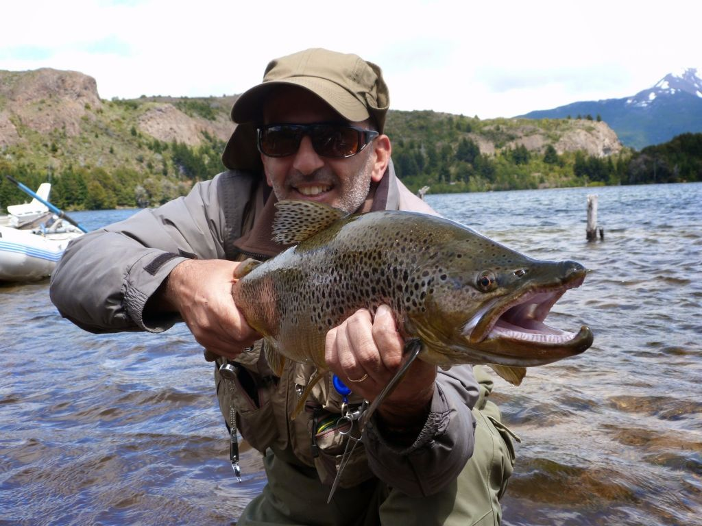 Diego rodrigo morosoly fly fishing casting instructor for Fly fishing casting