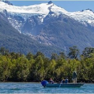 FLOATING THE YELCHO RIVER - DON'T LOOK UP AT THE AMAZING SCENERY OR YOU WILL MISS THE FISH