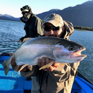 TROPHY RAINBOW - LAKE YELCHO