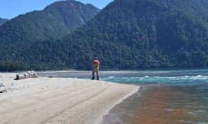 Lago Rosselot, La junta, Aysen, Chile