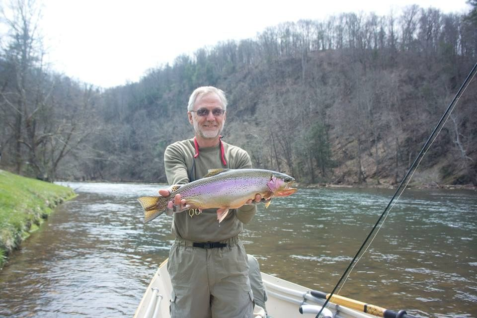 Asheville fly fishing company fly fishing guide fly for Fly fishing asheville nc