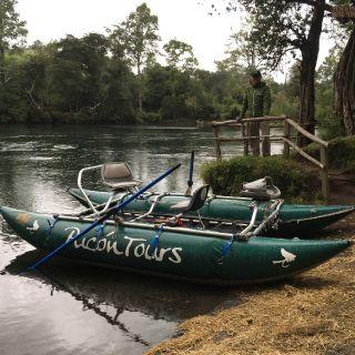 Cataraf para recorrer el río cómodo y seguro
