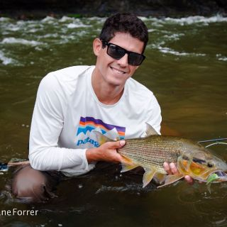 Fly fishing in Ecuador tour