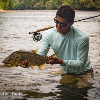 Fly fishing Ecuador