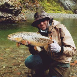 Raining heavy and still fishing
