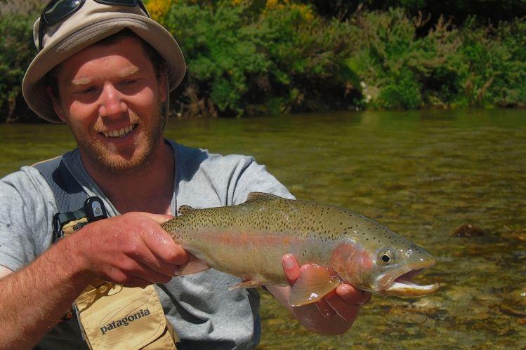 Freestone rivers, streams, spring creeks, stillwater stalking, Southland/ Otago, New Zealand