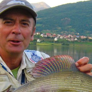 Lake Grayling Montenegro Plav