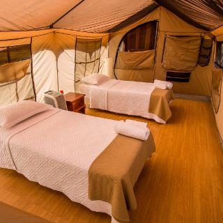 Camp - Kendjam  Brazilian Amazon