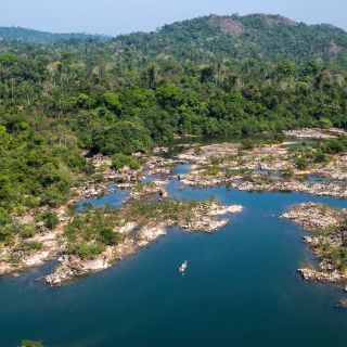 Kendjam  Brazilian Amazon