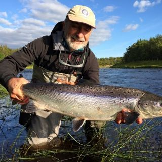 Autumn run fish, Chavanga river