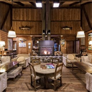 The Lodge  Kau Tapen