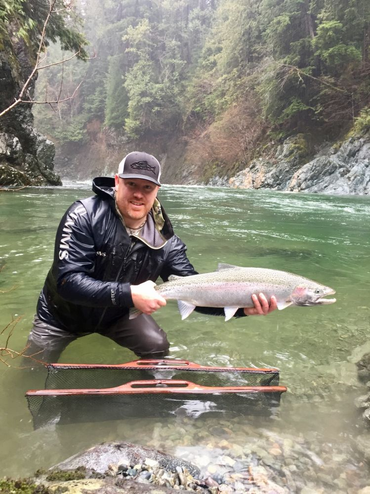 Fishing Report: Cowichan River by Alex West | Fly dreamers