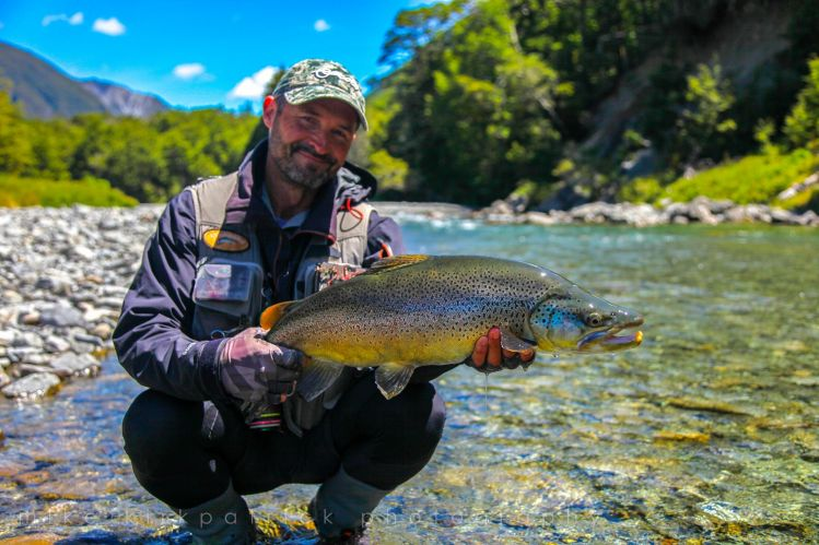 Interview with guide Mike Kirkpatrick from Latitude Guiding in New Zealand