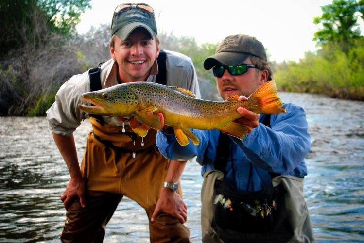 Dream Destinations: Wyoming with Rock Creek Anglers