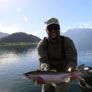 Tim, Matapiojo fishing guide and Matapiojo representative in USA.