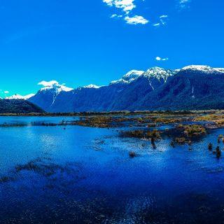 Yelcho Lake, Provincia de Palena.