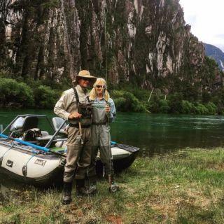Brad and Stephanie, South Africa