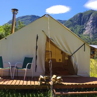 The Wall Tents