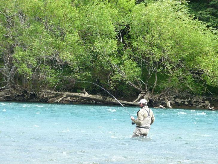Río Futaleufú, Palena / Futaleufú, Provincia de Palena, Chile