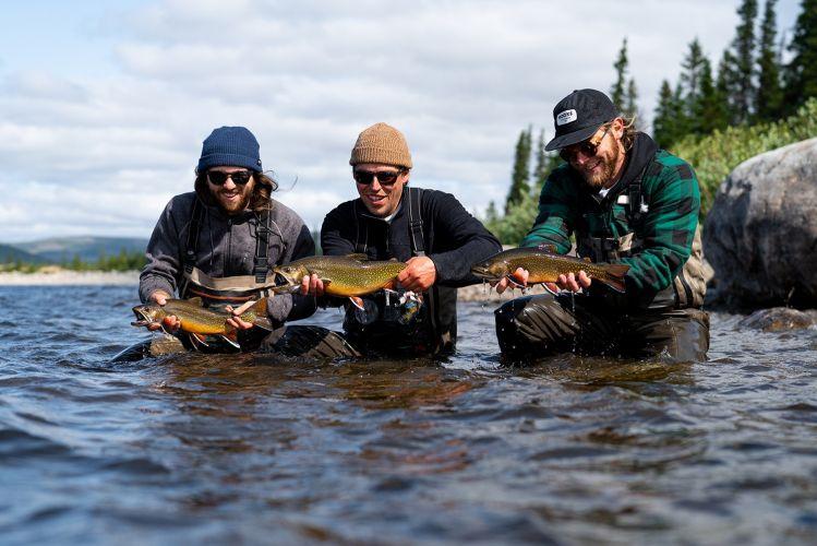 George River, George River, Nunavik Que, Canada